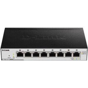 D-Link DGS-1100-08P PoE Switch Front 2