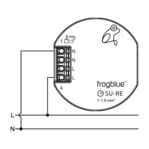 frogblue-frogClock_Anschlussschema