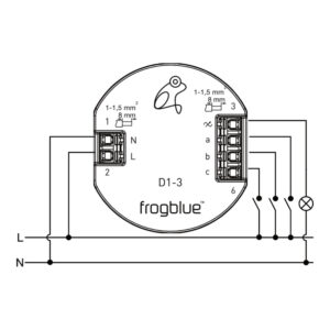 frogblue-frogDim1-3_Anschlussschema