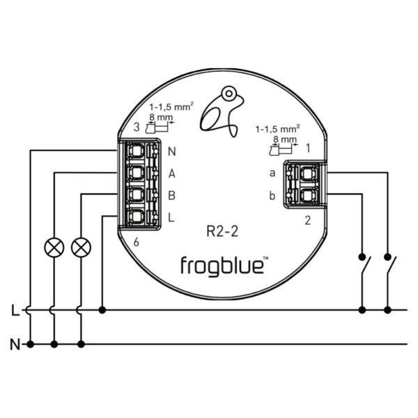 frogblue-frogRelay2-2_Anschlussschema